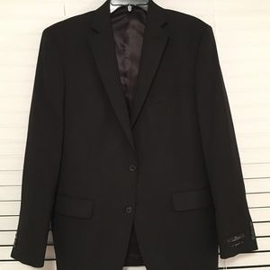 Marc Anthony Men's Black Blazer